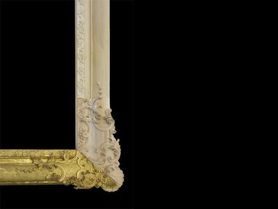 Effner Gallery Frame 1730-1740 3