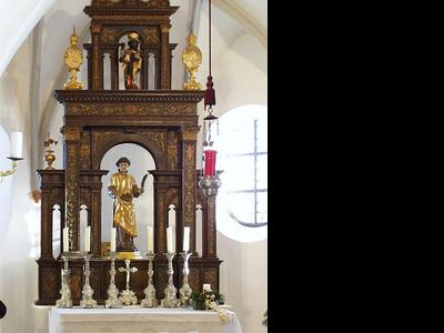 Renaissance Altar 1