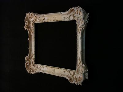South German Rococo frame 2