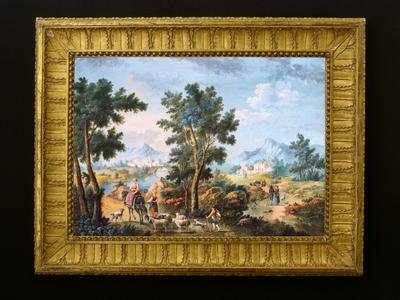 frame restoration classicism