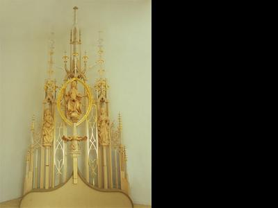 Blutenburg Altar Munich 1