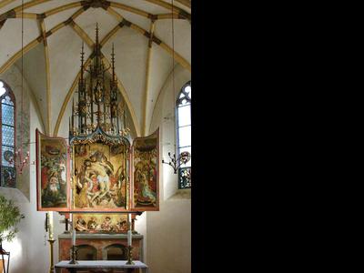 Blutenburg Altar wausau