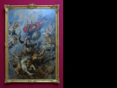 Effner Gallery Frame 1730-1740 1