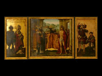 Sigismund-Sebastians-Altar Hans Burgkmair