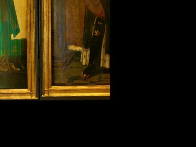 Sigismund-Sebastians-Altar Hans Burgkmair Detail 1