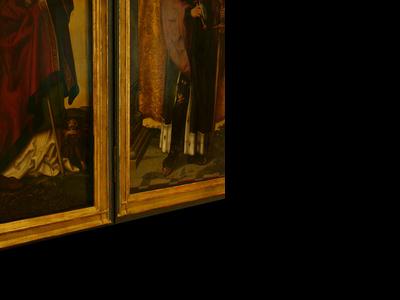 Sigismund-Sebastians-Altar Hans Burgkmair Detail 2