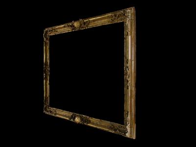 Dresden Rokoko frame Original 2