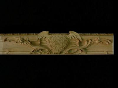 Dresden Rokoko frame top