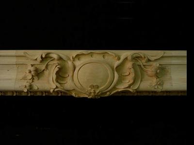 Dresden Rokoko frame bottom