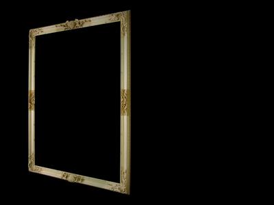 Dresden Rokoko frame 2