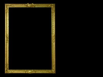Dresden Rokoko frame 3