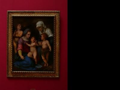 italian renaissance frame 3