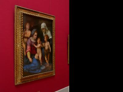italian Renaissance frame 4