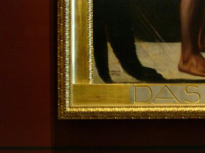 Franz von Stuck picture frame 5