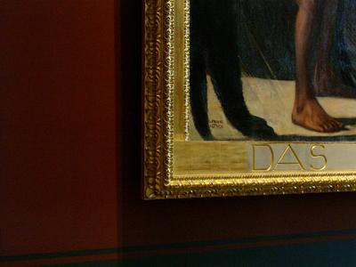 Franz von Stuck picture frame 6