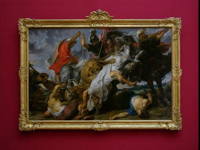 gallery frame restoration