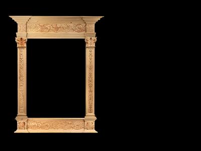 Sixtine Madonna altar copy