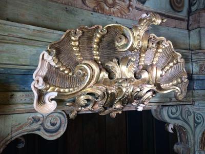Restoration Margravial Opera Bayreuth 743