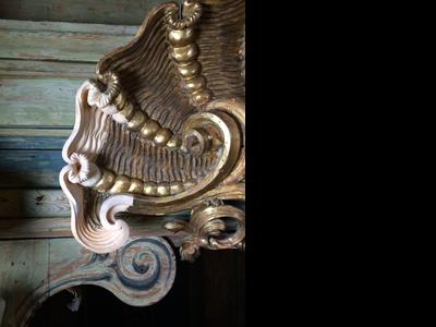 Restoration Margravial Opera Bayreuth 744