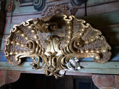 Restoration Margravial Opera Bayreuth 745