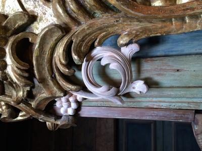 Restoration Margravial Opera Bayreuth 746