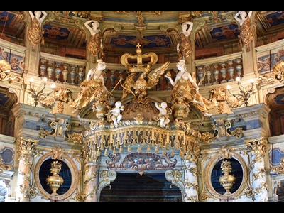 Restoration Margravial Opera Bayreuth 1
