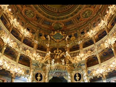 Restoration Margravial Opera Bayreuth 2