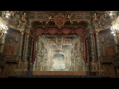 Restoration Margravial Opera Bayreuth 3